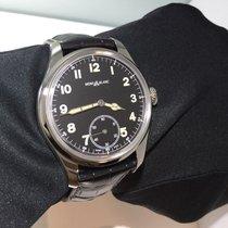 Montblanc 113860 Steel 2011 1858 44mm new