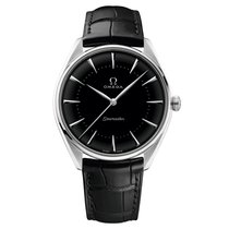 Omega Platinum Automatic Black 39.5mm new