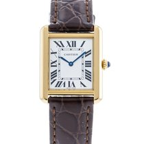 Cartier Tank Solo W5200002 2010 pre-owned