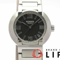 Hermès Nomade gebraucht 28mm Grau Stahl