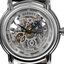 Hermès Steel 36mm Automatic SM1.710 pre-owned United States of America, New York, Greenvale