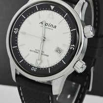 Alpina Seastrong Acero 42mm