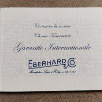 Eberhard & Co. Traversetolo occasion