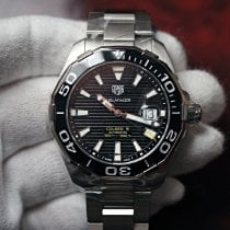 TAG Heuer Aquaracer 300M Steel 43mm Black No numerals United States of America, Florida, Orlando