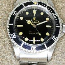 Rolex Submariner (No Date) Rolex Submariner 5513 Gilt 1964 bart simpson 1964 occasion
