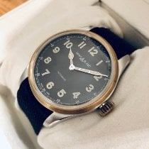 Montblanc 1858 117832 New Steel 40mm Automatic