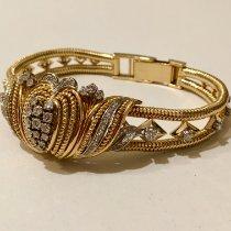 Rolex Rolex Diamond Ladies Dress Watch Ungetragen Gelbgold 23mm Handaufzug Deutschland, Berlin