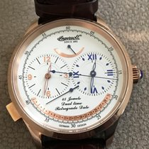 Ingersoll Rose gold 45mm Manual winding pre-owned