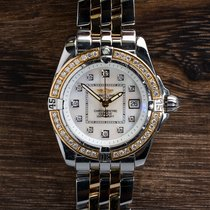Breitling Cockpit Lady Gold/Steel 32mm Mother of pearl No numerals United States of America, Arizona, Tempe