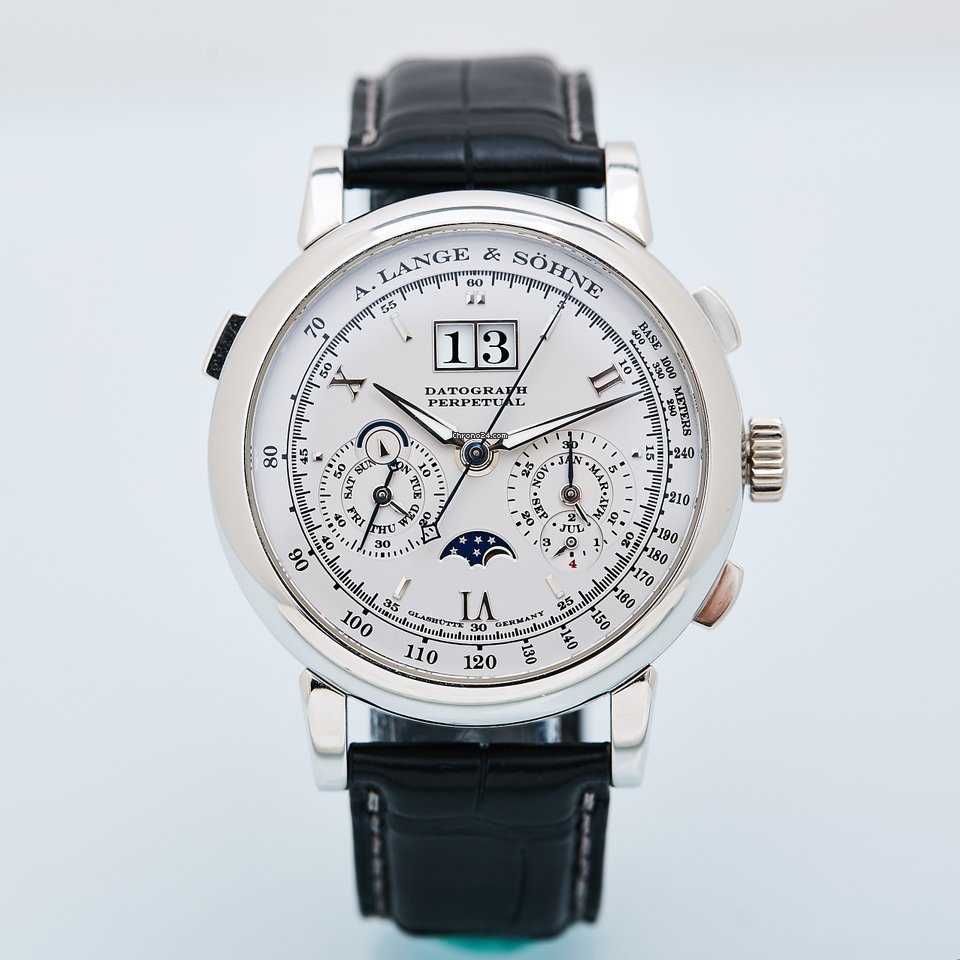 A. Lange & Söhne Datograph 朗格 410.025 pre-owned