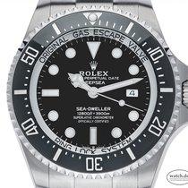 Rolex Acero Automático Negro 44mm nuevo Sea-Dweller Deepsea