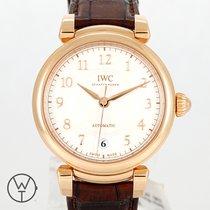 IWC Da Vinci Automatic Oro rosa 36mm