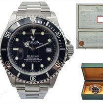 Rolex Sea-Dweller 4000 16600 1998 usados