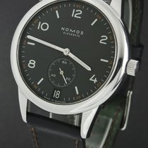 NOMOS Club Automat Datum Acier 41,5mm
