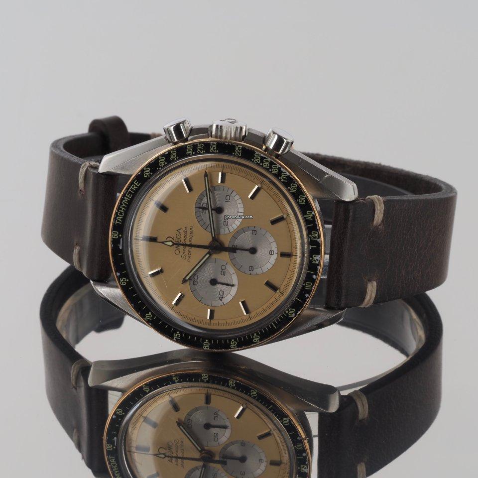 Omega Speedmaster Professional Moonwatch DD 145.0022 1984 ikinci el