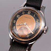 Longines Steel Manual winding Longines Sei Tacche Vintage pre-owned UAE, Umm Al Quwain