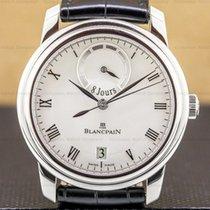 Blancpain Le Brassus Platinum 42mm Roman numerals United States of America, Massachusetts, Boston