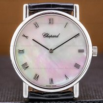 Chopard Classic pre-owned 33.5mm Mother of pearl Buckle