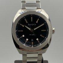 Gucci Acél 41mm Kvarc YA142301 új