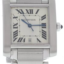 Cartier Tank Française Steel 28mm United States of America, New York, New York