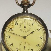 """Schaltrad Chronograph Fliegertruppe Cal. LePhare 114 VCC 19"""" 1914 二手"""