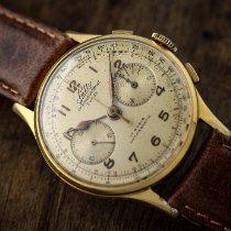 Chronographe Suisse Cie Aur galben 37mm Armare manuala folosit