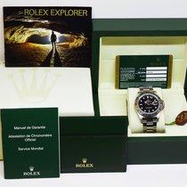 Rolex Explorer II 16570 2010 neu
