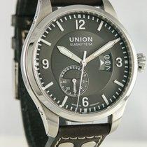 Union Glashütte Belisar D002.625A Very good Steel 39mm Automatic