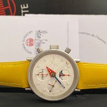 Alain Silberstein new Automatic Display back Luminous hands 38mm