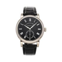 A. Lange & Söhne Richard Lange 260.028 Very good White gold 40.5mm Manual winding