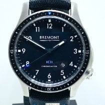 Bremont Boeing BB1-SS/BK 2016 pre-owned