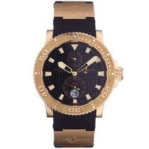 Ulysse Nardin Maxi Marine Diver 266-33-3A/92 2013 подержанные