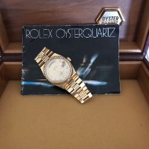 Rolex Day-Date Oysterquartz Yellow gold 36mm Gold United Kingdom, Batley