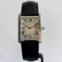 Cartier Tank Solo new Quartz Watch only 3169