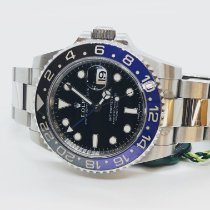 Rolex GMT-Master II Steel 40mm Black No numerals UAE, Abu Dhabi