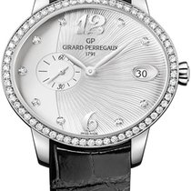 Girard Perregaux Cat's Eye Steel 35.4mm Silver United States of America, New York, Airmont