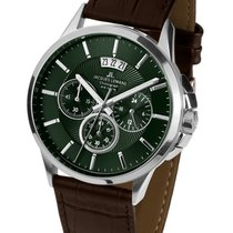 Jacques Lemans Classic Sydney Steel 42mm Green