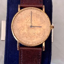 Corum Coin Watch 293.645.56/0001 MU51 gebraucht