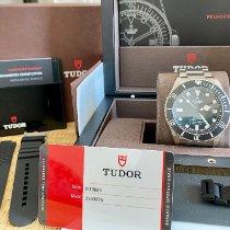 Tudor Pelagos Titane 42mm Noir Sans chiffres France, ISSY les MOULINEAUX