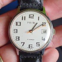 Prim Acier 34mm Remontage manuel 3668 occasion