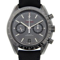 欧米茄 Speedmaster Professional Moonwatch 陶瓷 44.2mm 黑色
