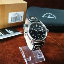 Zeno-Watch Basel Aço 40mm Automático 6554RA-A1 usado