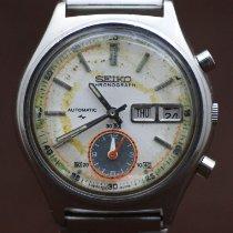 Seiko 7016-8001 İyi Çelik 37mm Otomatik Türkiye, Malatya