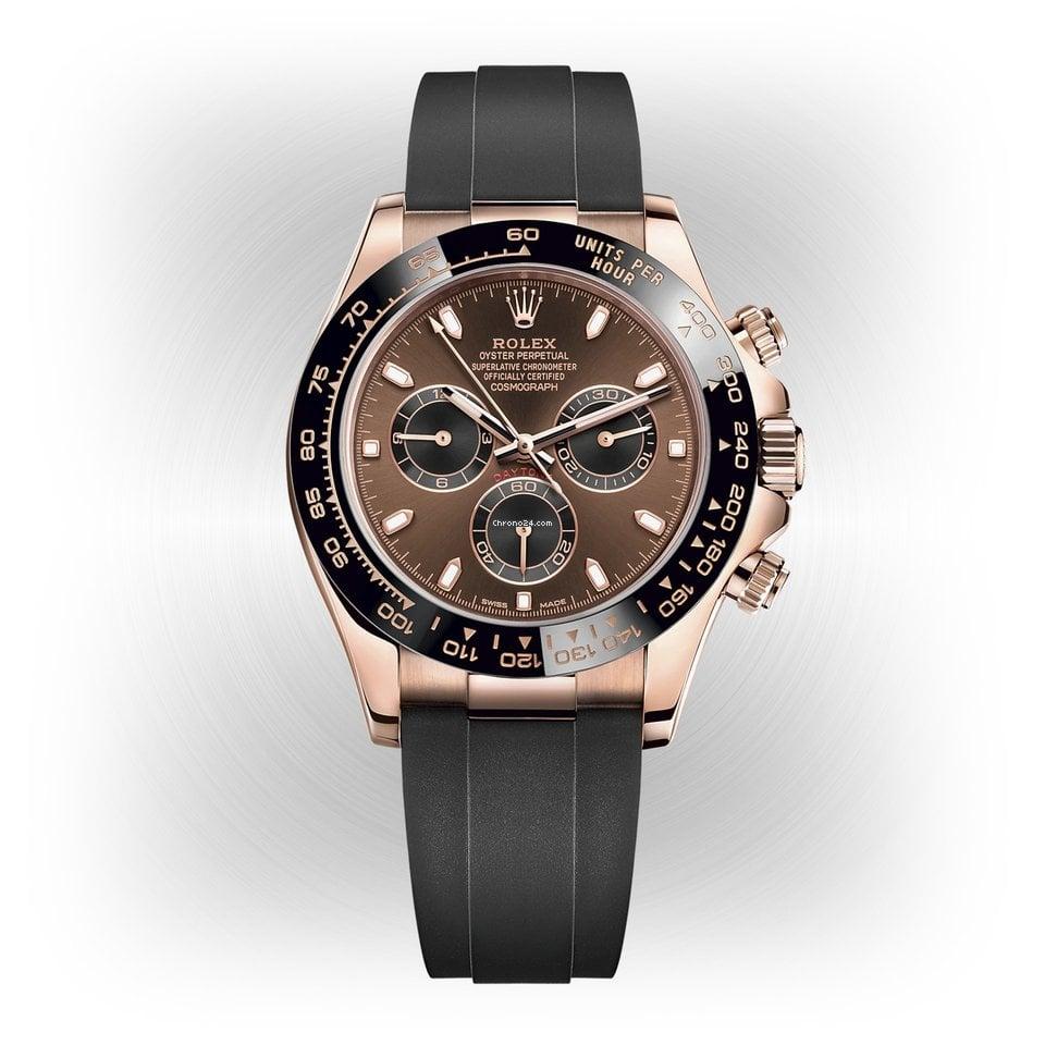 Rolex Daytona 116515LN 2021 new