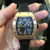 Richard Mille RM029 Ruzicasto zlato 2020 RM 029 48mm nov