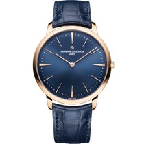 Vacheron Constantin Patrimony Rose gold 40mm Blue