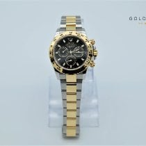 Rolex Daytona Gold/Steel 40mm Black No numerals United States of America, Nevada, Las Vegas