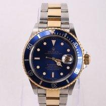 Rolex Submariner Date Gold/Steel 40mm Blue No numerals United States of America, Nevada, Las Vegas