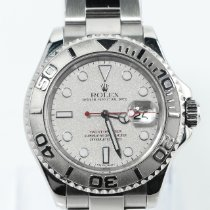 Rolex Yacht-Master 40 Steel 40mm Silver No numerals United States of America, Nevada, Las Vegas