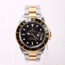 Rolex GMT-Master 16753 Good Gold/Steel 40mm Automatic United States of America, Nevada, Las Vegas